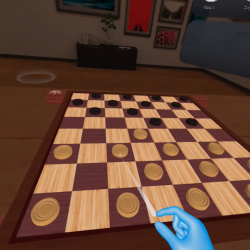 Playing Checkers copy